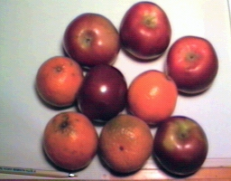 Apples and oranges image 1